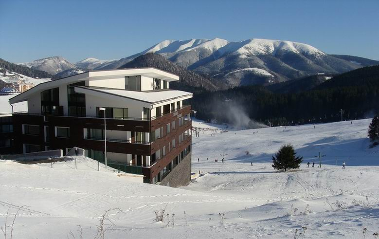 Accommodation in Apartments, AH Triangel Donovaly, Donovaly, Slovakia
